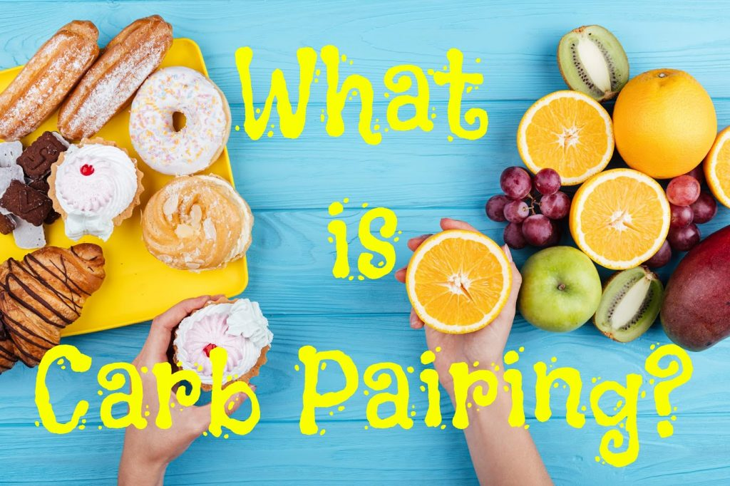 What is carb pairing for weight loss diet